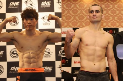 【Gladiator010】キ・ウォンビンとトファネリがライト級王座争奪戦。大翔は必勝の日韓戦へ