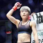 【HEAT45】パク・ジョンウンが鈴木万李弥と金網キック。レバンナも韓国MMAファイターと対戦