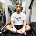 【ONE95】クォン・ウォンイル戦へ、松嶋こよみ─02─「ガフロフ戦ではスタンドしか出していない」
