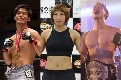 【ONE WS06】SARAMI & 長田拓也が難敵と対戦。前HEATバンタム級王者キム・ミョンギュは✖ラカイへ