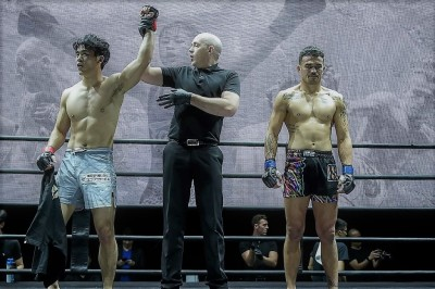 【ONE WS06】試合結果 キム・ミョンギュがラカイのオルシムに敗れる。長田&SARAMIは初戦で白星ゲット