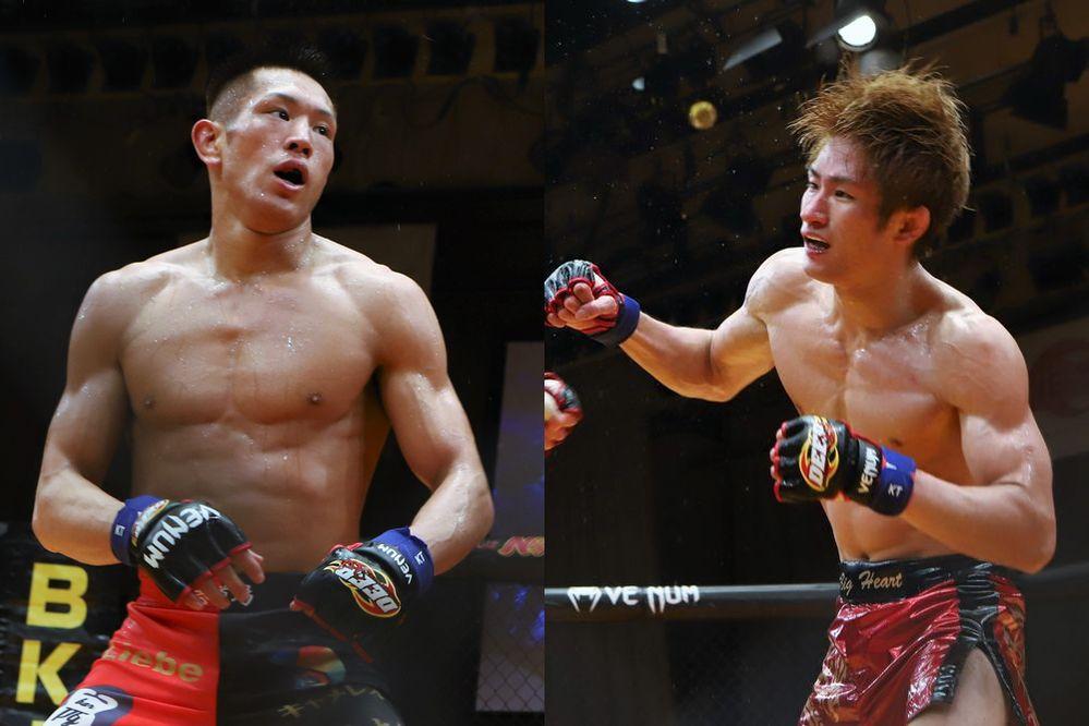 Shirakawa vs Ishizuka