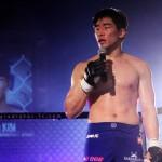 【HEAT45】HEATライト級王者サントスに挑戦、K-MMAの実力者キム・ギョンピョ「TDして、殴る」