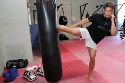 【UFC240】米国武者修行を終えたばかりの堀江圭功が、7月27日にダラドゥ戦でカナダでUFCデビュー!!