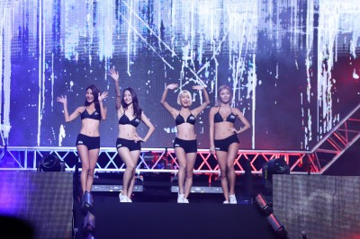 【Monday Ring Girl】ONE80「Pursuit of Greatness」