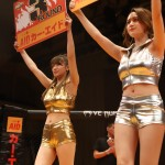 【Monday Ring Girl】DEEP87 Impact