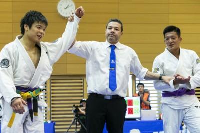 【All Japan JJC2019】ADCCアジア&オセアニア代表の岩本健汰が紫帯ライト・無差別でダブルゴールド達成