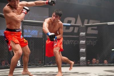 KEISUKE TAKAZAWA/MMAPLANET