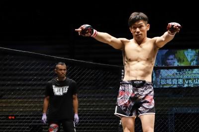 【TKO49】松場貴志、TKO挑戦が延期へ。「ラッキーだ! しっかり準備できるし、勝つ可能性が上がった」