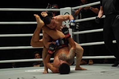【ONE97】ミートサティートを圧倒し続けたミャオ・リータオ、判定勝ちは極めきれず感残す
