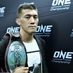 【ONE100】ハファエル・シウバと対戦、佐藤将光「シウバに勝てないようだとトップには近づけない」