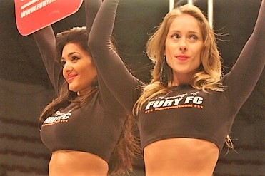 【Monday Ring Girl】Fury FC06