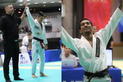 【AJJC2019】速報 芝本が7度目の栄冠。ジエゴが黒帯で初優勝も……男子日本勢の黒帯優勝は2人