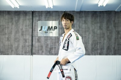 【AJJC2019】ライト級に参戦──全日本王者・毛利部慎佑─01─「選手、指導者、経営者として」