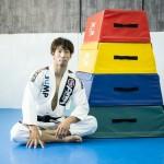 【AJJC2019】ライト級に参戦──全日本王者・毛利部慎佑─02─「覚悟を決めなくてはいけない」