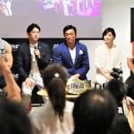 【ONE100】岡見勇信、E Sportsとの合体には苦戦もアギラン・タニとは『真っ向勝負』誓う