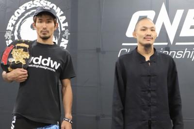Okada vs Ando