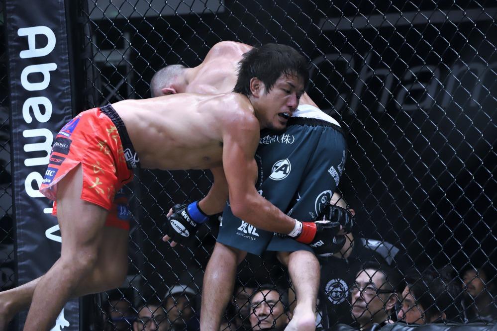 Ryo Okada vs Tatsuya Ando