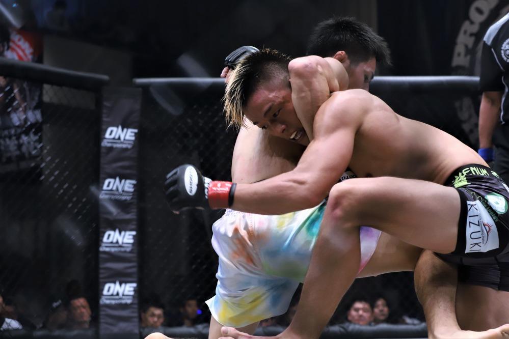 Ryosuke Honda vs Ryohei Kurosawa