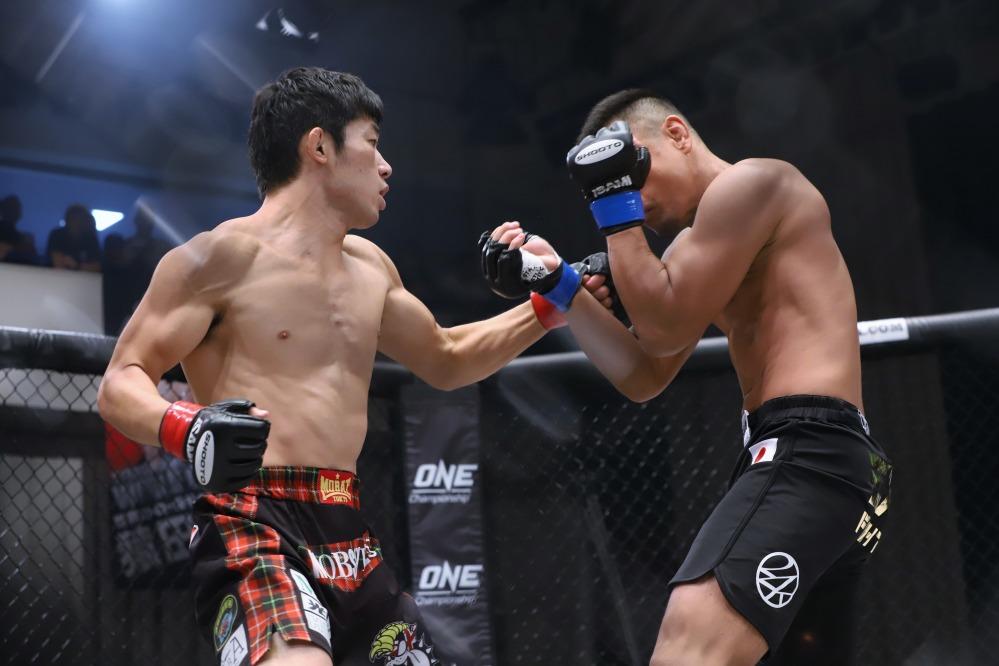 Saito Yutaka vs Hiroyuki Takaya