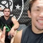【UFC242】オクタゴン2戦目=モハメッド戦へ、佐藤天 in フロリダ「自分は失うモノはありません」