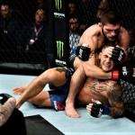 【UFC242】試合結果 ヌルマゴメドフがポイエーに圧勝。佐藤天はRNCに敗れる