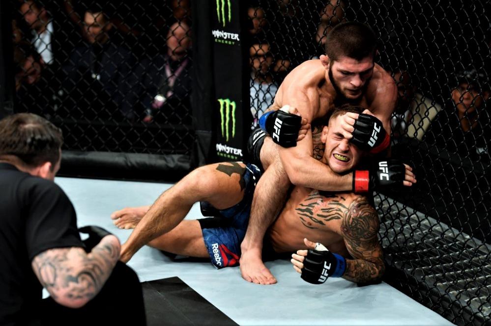 UFC242