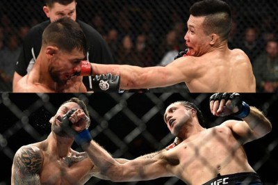 【UFN165】UFCプサン大会のメインはコリアンゾンビ=ジョン・チャンソン✖ブライアン・オルテガ!!!!!