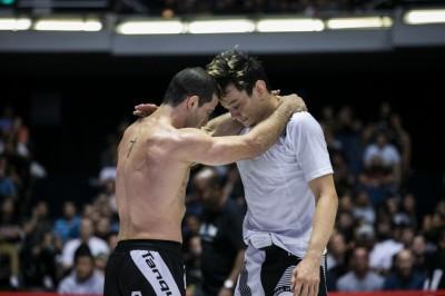 【ADCC2019】66キロ級準決勝─01─タンキーニョ✖パウロ・ミヤオ、動き勝ったのは……