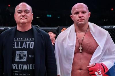 【Bellator Japan】水曜日にRIZINの会見で日本大会の詳細が明らかに。コーカーとヒョードルも出席
