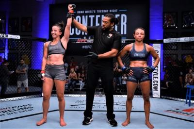 (C)Zuffa LLC/UFC