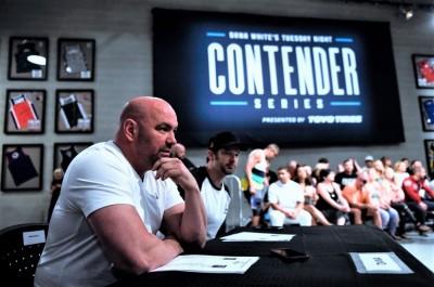 【UFC】2020年、上海で「ダナ・ホワイト、火曜の夜コンテンダーシリーズ・アジア」開催決定!!