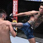【UFC ESPN10】試合結果 カルヴィーロ快勝、フィーリ強し、アガポワ鮮烈デビュー