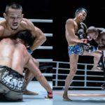 【ONE110 No Surrender II】試合結果 バンコクフォーマットIIで藤沢彰博が1年8カ月振りの勝ち名乗り!!
