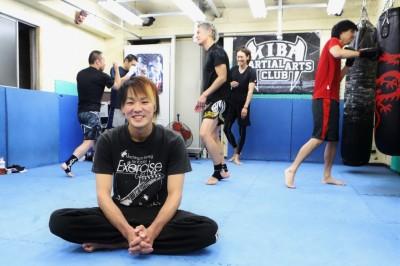 【DEEP92】ライト級チャンプ武田光司に挑戦、戦い続ける男=大原樹里「要は頑張るってことです」