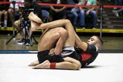 【ADCC2019】66キロ級準々決勝─04─コブリーニャの息子マシエル✖コンバット柔術王者アラルコン