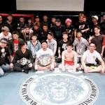 【PFC22】道産子MMA大会=PFCで、小倉卓也と林優作がバンタム級&フェザー級チャンピオンに