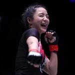 【ONE100】平田樹と対戦するリカ・イシゲ、可愛い子ちゃんの真実「自分をテストできるって最高」