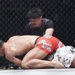 【ONE100】ミャンマーのプー・トー、格闘代理戦争出身のユン・チャンミンのRNCに完敗