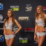【Monday Ring Girl】KSW43「Soldic vs du Plessis」