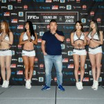 【Monday Ring Girl】TOP FC18