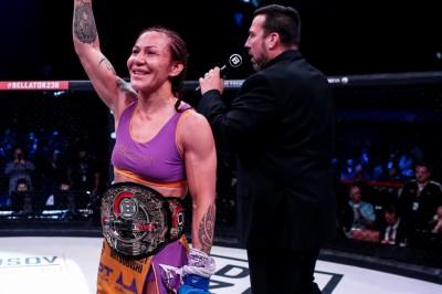 【Bellator238】試合結果 サイボーグ、女子MMAメジャータイトル四冠達成。ボリッチはRNCで初黒星喫す