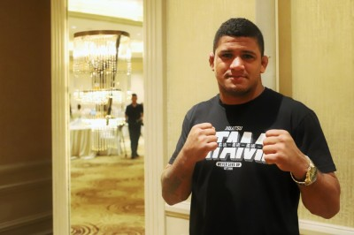 【UFC】Quintet Ultra出場?? ドゥリーニョ─02─「。マネーのためだ。チームメイトにも挑戦する」