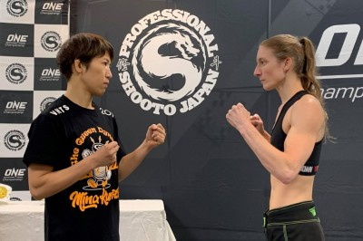 Kurobe vs Tanja Angerer