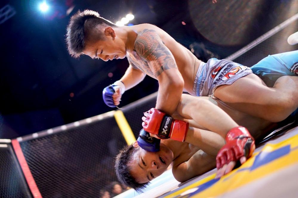 Suguyama vs Nakamura