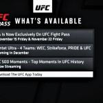 【UFC】ファイパスでQuintet Ultra=WEC、Strikeforce、PRIDE &UFCの配信決定。そしてLFAも