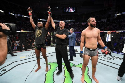 【UFC247】試合結果 ジョン・ジョーンズ&ヴァレンチーナ・シェフチェンコが王座防衛に成功