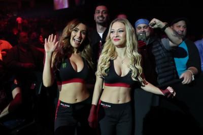 【Monday Ring Girl】Bellator209「Pitbull vs Sanchez」