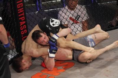【Bellator Japan】越智晴雄と再戦、ジャレッド・ブルックス「許されているあらゆる技を使って、勝つ」