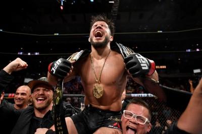 【UFC】トリプルC=金メダル&フライ&バンタム級世界王者セフード……フライ級のベルトを失う?!